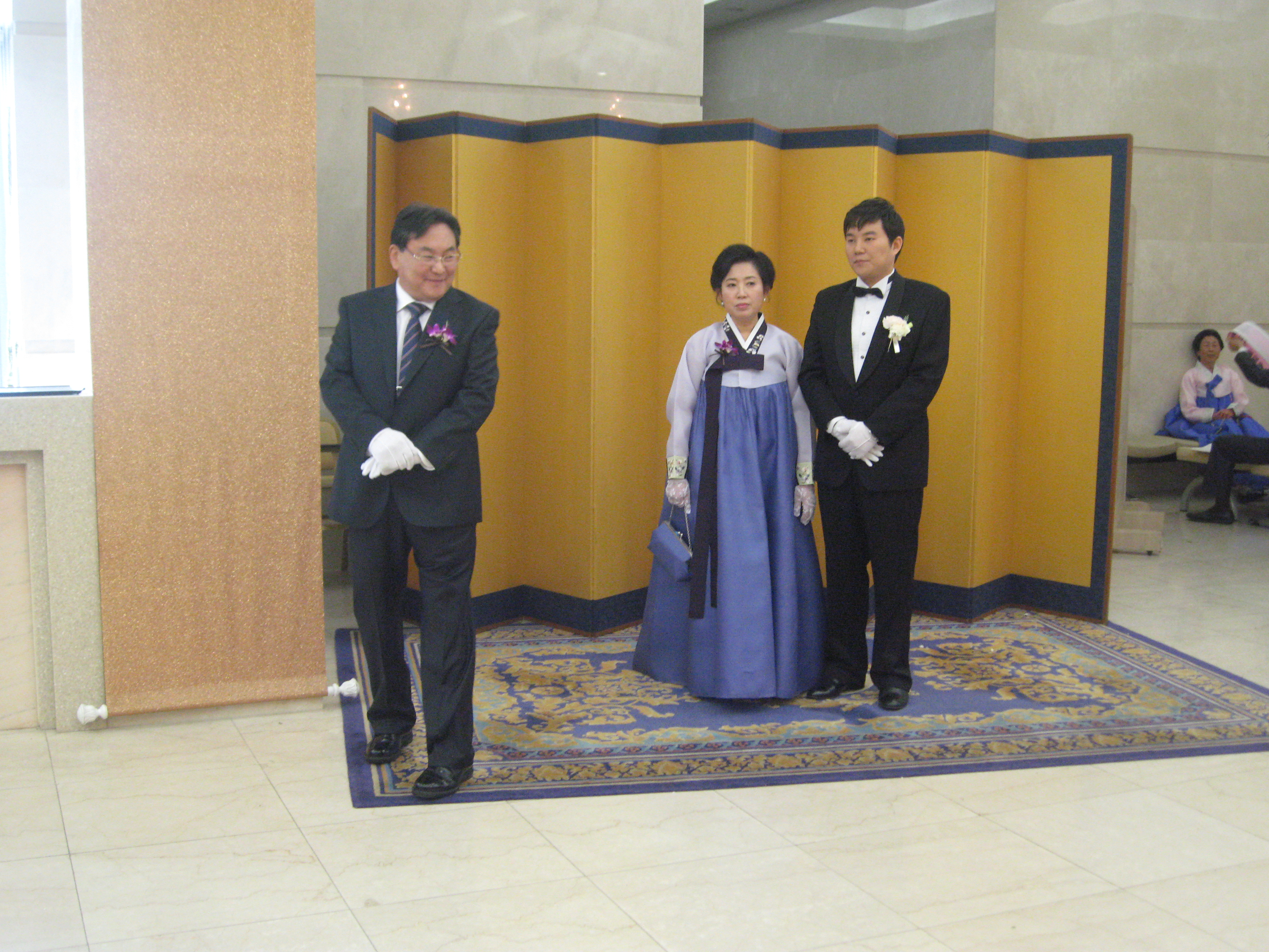 Korean Weddings 1 What To Wear Cunning Culture